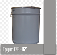 Грунт ГФ-021 Серый барабан (50 кг), фото 1