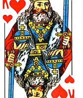 """Карты набор 54 штуки """"Король"""""""