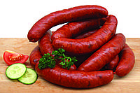Чертовка колбаска (čertovka)