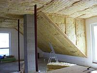Утепление звукоизоляция стен изнутри минеральной ватой