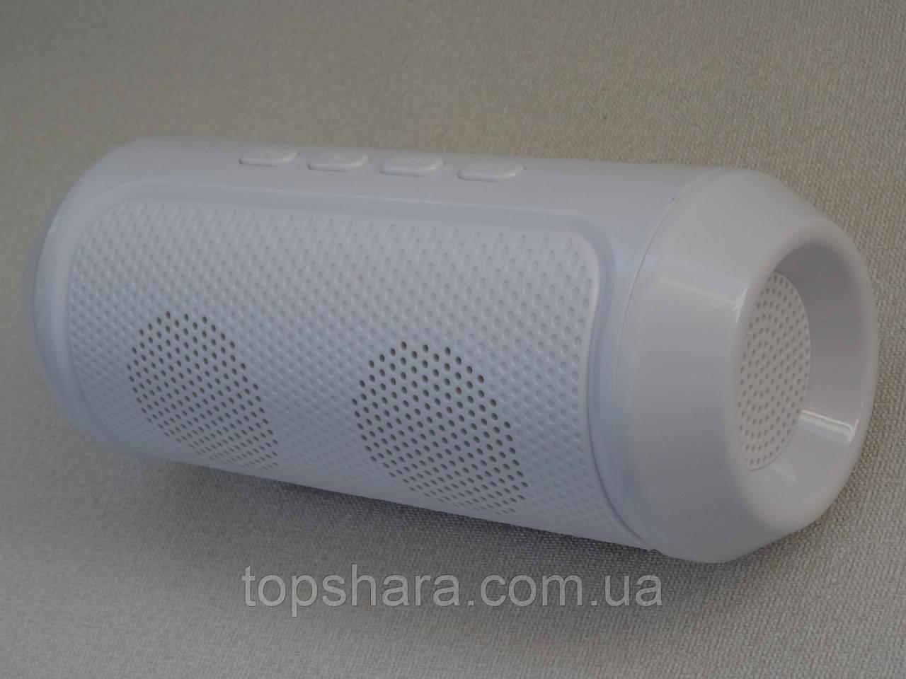 Колонка портативная Блютуз Bluetooth Q610 (белая)