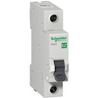 Автоматический выключатель 1Р, 6А,C Easy9 Schneider Electric EZ9F34106