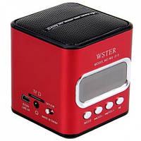 Радиоприемник-колонка WSTER WS-215