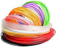 Пластик MyRiwell PLA filament 20 colors/5m rolls