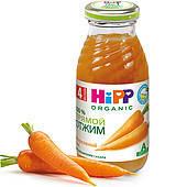 Морковный сок HiPP, 200 мл
