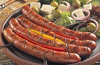 Говяжья колбаска (hovězí klobása)