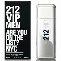 Духи мужские Carolina Herrera 212 VIP Men