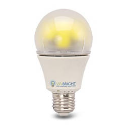 LED лампа диммируемая E27 10W (900lm) 6000k Viribright (Вирибрайт)