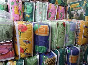 Одеяло шерстяное 145*210 поликотон (2914) TM KRISPOL Україна, фото 3