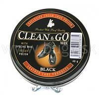 Крем для обуви на основе воска Clen&Go 40 г