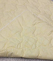 Одеяло летнее полуторное хлопок холофайбер 300г/м2 150*210 (7204) TM KRISPOL Украина