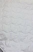 Одеяло летнее полуторное лебяжий пух 200г/м2 150*210 хлопок (7207) TM KRISPOL Украина, фото 2