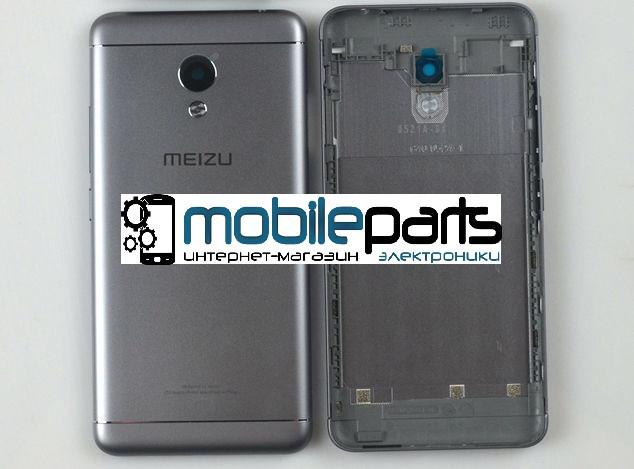 Оригинальная задняя панель (крышка) для Meizu M3S (Cерый)