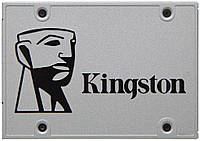 Твердотельный накопитель SSD Kingston SSDNow, UV400, 240GB, 2.5, SATAIII, 550Mb/s, 490Mb/s, контроллер Marvell