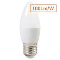 Лампа світлодіодна Feron LB197 C37 E27 7W 4000K