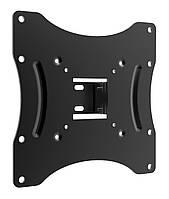 "Настенное крепление для телевизора 15-42"" Walfix R-310B Black, VESA 200x200, до 25 кг, наклон 15°, отступ от стены 30 мм"