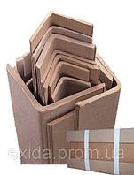 Защитный уголок картонный 35 х 2