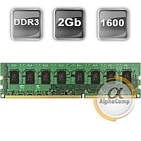 Модуль памяти DDR3 2Gb Team (TED32G1600C11BK) 1600
