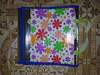 Пляжные коврик с ручками, бамбук, размеры 164см*112см
