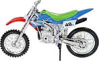 Модель для сборки Big Motors Спортивный мотоцикл (10784-2788E)