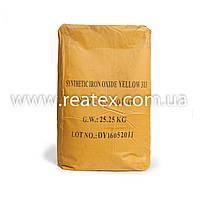 Железоокисный желтый 313 (вибропресс)