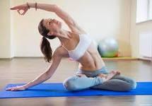Легкая атлетика, фитнес, йога