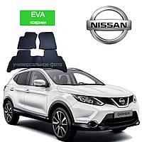 Автоковрики EVA для Nissan Qashqai