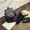 Элегантный женский рюкзак 3 в 1, фото 2