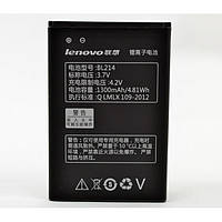 Аккумулятор BL214 для Lenovo A316i, A269, A208t, A218t (ORIGINAL)