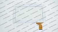 """Тачскрин (сенсорное стекло) для FPC-CY101050-00, 10,1"""", внешний размер 256*159 мм, рабочий размер 223*126 мм, 40 pin, белый"""