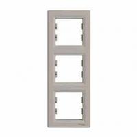 Рамка 3-я бронза вертикальная EPH5810369