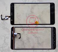 Blackview E7/E7s сенсорний екран, тачскрін чорний