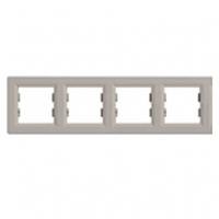 Рамка 4-я бронза горизонтальная EPH5800469