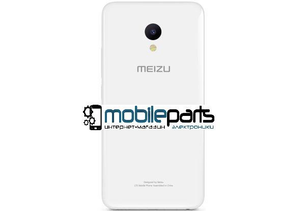Оригинальная задняя панель (крышка) для Meizu M5 (Белая)