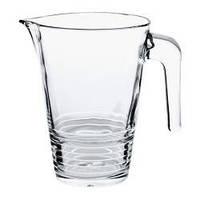 ВЭНЛИГ Кувшин, прозрачное стекло