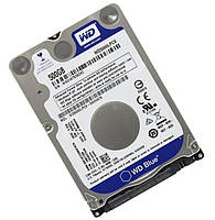 "Винчестер 2.5"" 500Gb Western Digital Blue, SATA3, 16Mb, 5400 rpm (WD5000LPCX) (Ref)"
