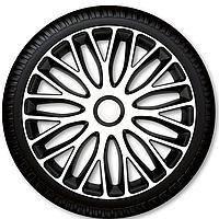 Комплект колпаков R16 Mugello White Black Racing4