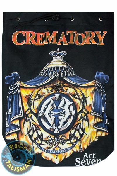 CREMATORY - Act Seven - рок-рюкзак