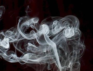 Фотографируем… Дым!