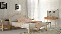 Кровать металлическая Эсмеральда двуспальная