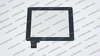 """Тачскрин (сенсорное стекло) для 70311B1, 7"""", внешний размер 176*135 мм, рабочий размер 142*116 мм, черный"""
