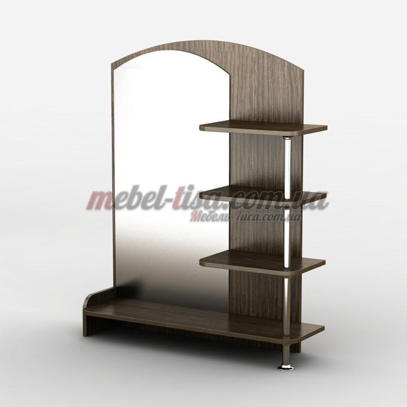 Доповнення до комода - Дзеркало з полицями Тіса меблі