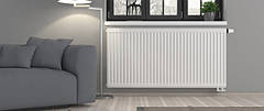 Радиаторы стальные korado (чехия) с нижним подключением.