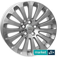 Литые легкосплавные диски WSP Italy W953 Isidoro Silver Polished (R17 W7 PCD5x108 ET50 DIA63.4)