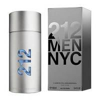 Духи Carolina Herrera 212  NYC Men для мужчин