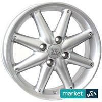 Литые легкосплавные диски WSP Italy W952 Siena Silver (R16 W6.5 PCD4x108 ET52.5 DIA63.4)
