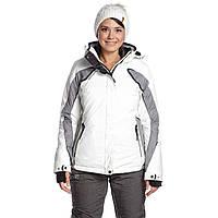 Куртка горнолыжная WHS женская № 5745402, белый