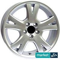 Литые легкосплавные диски WSP Italy W1251 Copenhagen Silver (R17 W7.5 PCD5x108 ET49 DIA67.1)