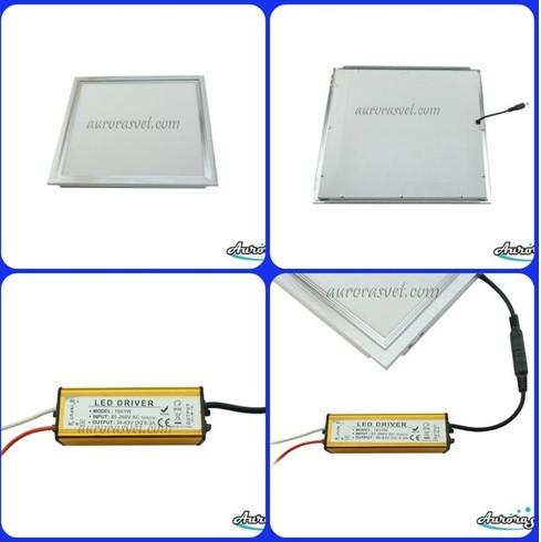AuroraSvet LED светильник 300х300 18 Вт 5000К светодиодная панель