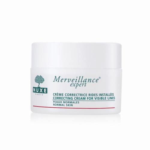 Крем от морщин для упругости кожи Nuxe Anti-Wrinkle Cream Merveillance Expert 50 мл